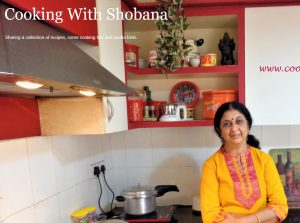 Indian Food Blogs - Cooking with Shobana