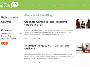Top 5 Graduate Blogs - The Blog Review