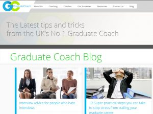 Top Graduate Blogs - Graduate Coah
