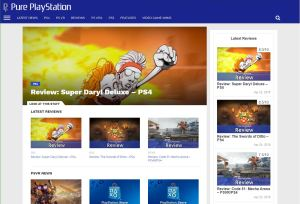 Top Playstation Blogs - Pure PlayStation