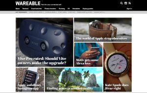 Wareable - Top Smartwatch Blogs