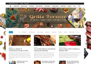 Top BBQ Blogs - Grills Forever