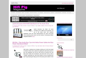 Top Hi-fi Blogs - Hifi Pig