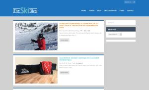Top Winter Travel Blogs - Ski Diva
