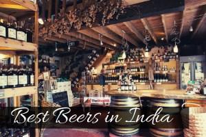 Best Beers in India
