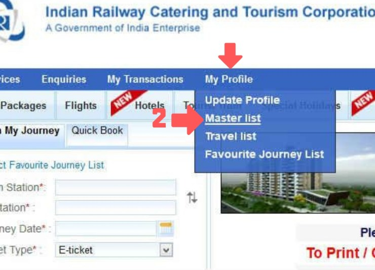 How To Do IRCTC Ticket Booking Online Easily in 1 Min- TBR