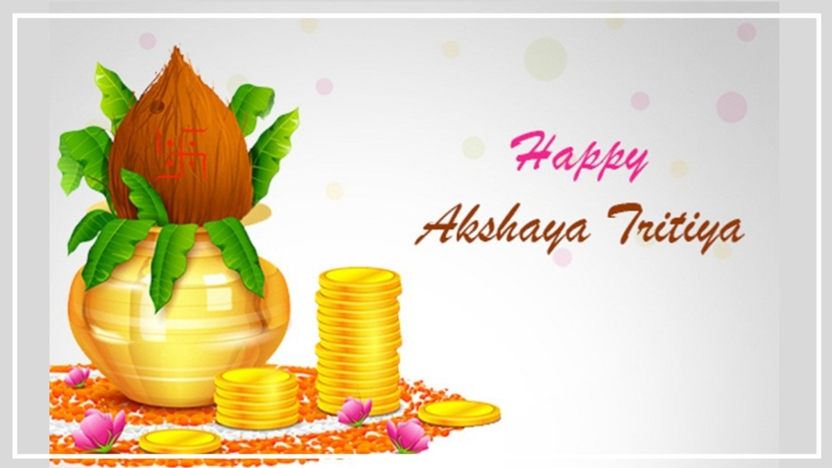 AKSHAYA TRITIYA 2019; Greetings, Wishes & Quotes with Images