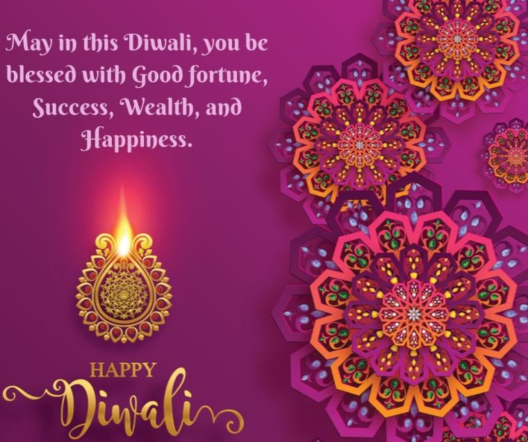 diwali social media images with wishes