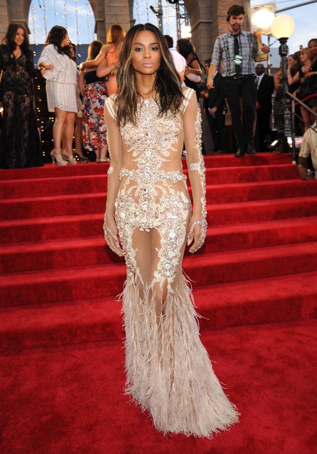 Ciara VMA 2013