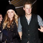 Royal Romance Update || Prince Harry & Cressida Bonas Going Strong