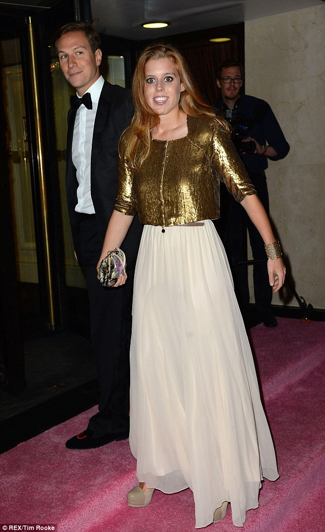 Princess Beatrice Boodles