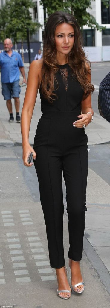 52 Great Michelle Keegan Street Style Outfits