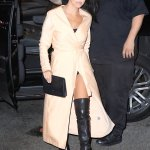 Lust or Bust | Kourtney Kardashian's Barely-There Wrap Dress