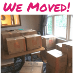 We Moved… Again!