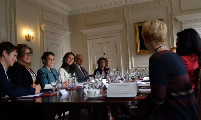 Duchess of Cambridge Maternal Mental Health Kensington Palace