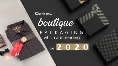 Photo of Check New Boutique Packaging which are Trending in 2020