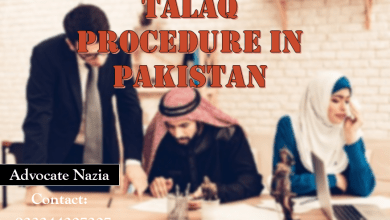 Photo of Take Counsel Regarding Law of Talaq Procedure in Pakistan