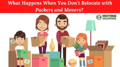 Photo of What Happens When You Don't Relocate with Packers and Movers?