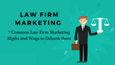 Photo of 7 Common Law Firm Marketing Myths and Ways to Debunk them