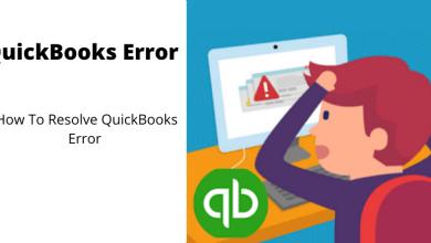 Photo of QuickBooks error 3371