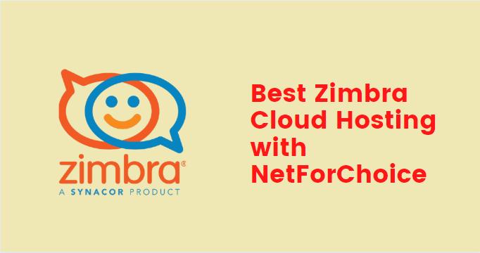 zimbra server hosting