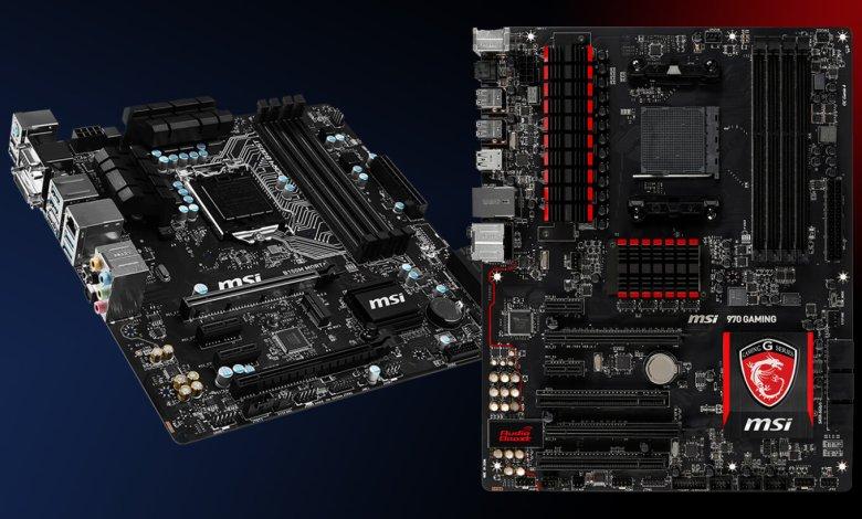 Best Motherboard For 9700k