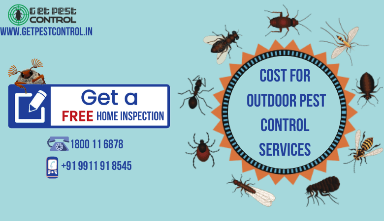 Cost for Outdoor Pest Control Services
