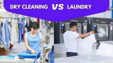 Photo of Dry Cleaning VS Laundry