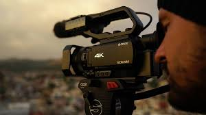 Photo of Prosumer Video Camera