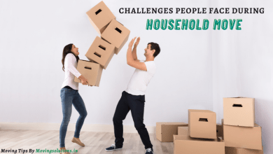 Photo of Challenges People Face during a Household Move