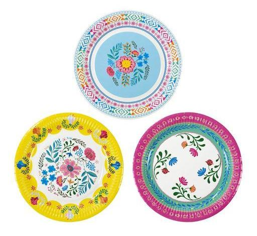 paper plate holders