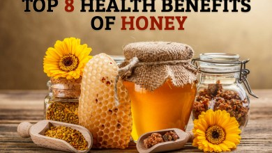 Photo of Top 8 Health Benefits of Honey