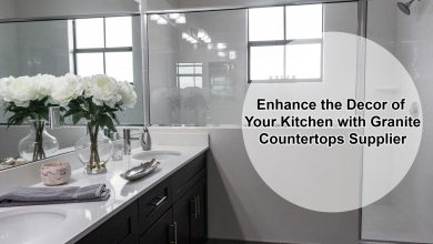 Photo of Enhance the Decor of Your Kitchen with Granite Countertops Supplier