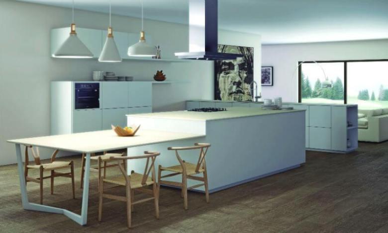 kitchen porcelain benchtops