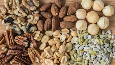 Photo of The advantages of seeds and nuts for women fertility