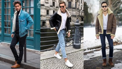 Photo of 10 Ways to Wear Shearling Bomber Jacket