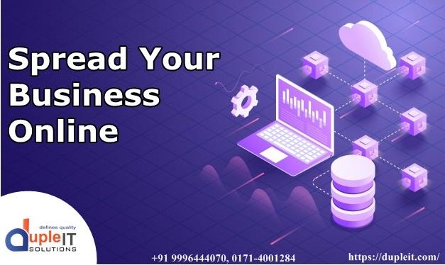 Digital Marketing Company - DupleIT Solitions