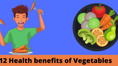 Photo of Health benefits of Vegetables- 12 most important benefits