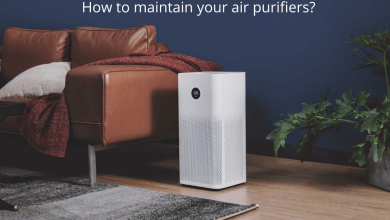 Photo of How to maintain your air purifiers?