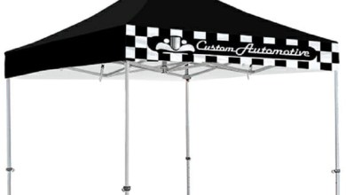 Photo of Everything To Know About Custom Printed Marquees