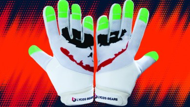 Photo of Joker Receiver Gloves For Footballers