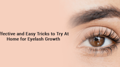Photo of Effective and Easy Tricks to Try at Home for Eyelash Growth