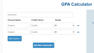 Photo of How is the GPA calculated?