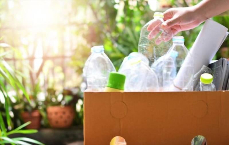 Plastic waste Business-Corpseed