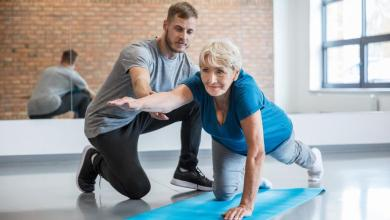 Photo of Yoga For Seniors – The Secret to Staying Fit In The Golden Years