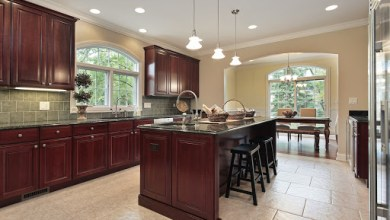 Photo of All You Need to Know About Cherry Kitchen Cabinets