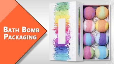Photo of 50% Sale On Packaging Bath Bombs With Topnotch Printing