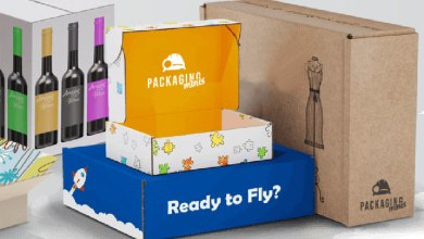 Photo of The Market Savvy Custom Printed Packaging Boxes