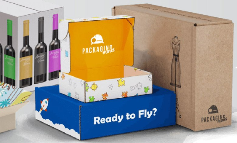 The Market Savvy Custom Printed Packaging Boxes