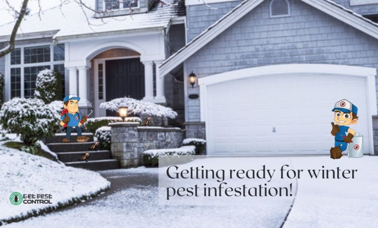 winter pest infestation